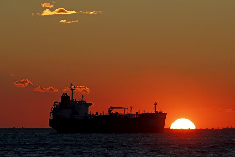 Oil tanker. Picture: REUTERS/JEAN-PAUL PELISSSIER