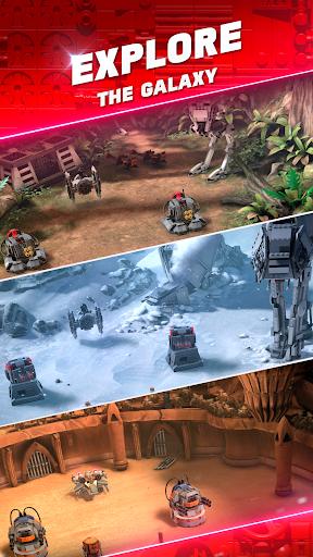 LEGOu00ae Star Warsu2122 Battles: PVP Tower Defense 0.49 screenshots 5