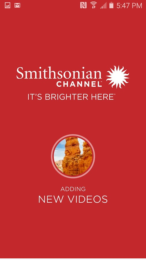 Smithsonian Channel- screenshot