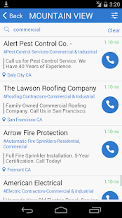 411 Verified Yellow Pages- screenshot thumbnail