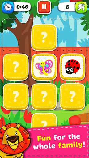 Match Game - Animals screenshots 2