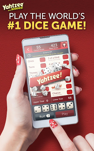 YAHTZEE® With Buddies: A Fun Dice Game for Friends - screenshot