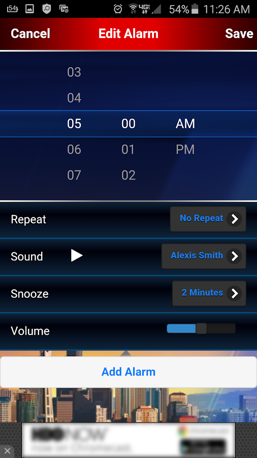 KIRO 7 Wake Up App- screenshot