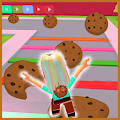 Crazy Cookie The Robloxe Swirl : dolls adventures APK