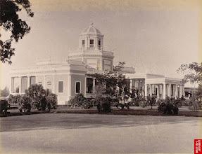 Photo: Madras club - Moubray's cupola