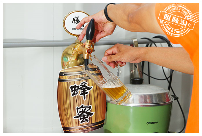 小琉球荷花軒勝者啤酒