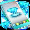 Diamond AMOLED Live Wallpaper icon
