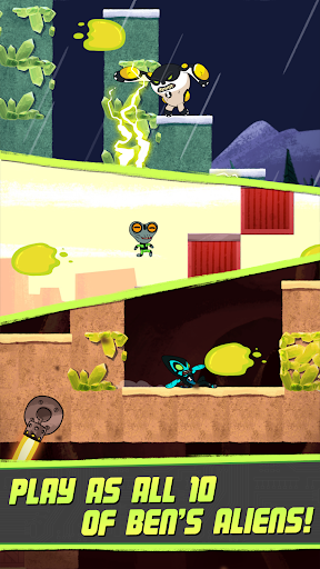 Super Slime Ben 1.0 screenshots 7
