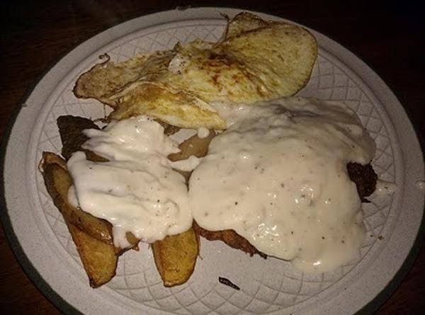 Yummy Goodness Chicken Fried Steak Recipe