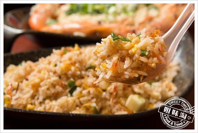 墾丁蝦匠活蝦料理櫻花蝦炒飯
