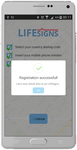 LifeSigns - Free Family Safety