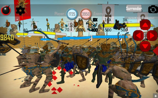 Clash Of Cleopatra 1.3 screenshots 8
