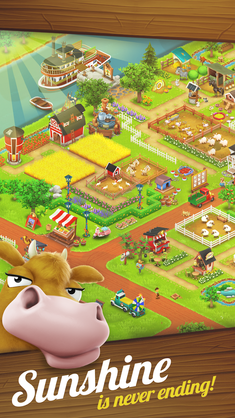 Hay Day Mod Apk ( Unlimited Money/ Daimond/ Gems) Download 1