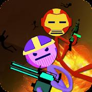 Stickman Battle: The King