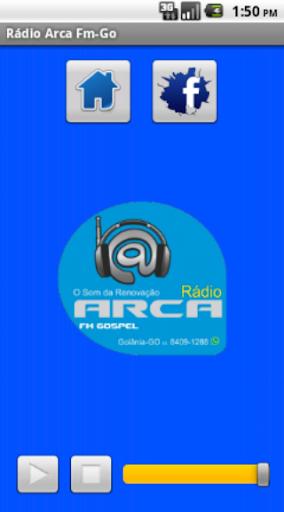 Rádio Arca Fm-Go