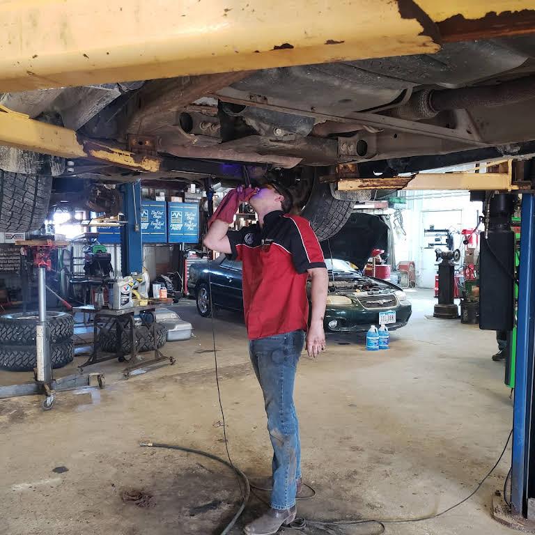 Aaron's Automotive - Auto Repair Shop in Monticello