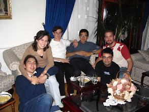 Photo: 27 Mayıs 2005 - Mezuniyet akşamı lise arkadaşlarıyle. Neco'nun evinde.