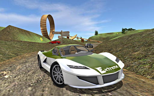 Real Stunts Drift Car Driving 3D screenshots 12