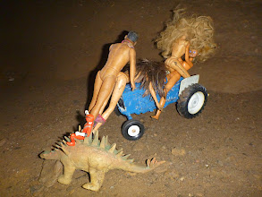 Photo: The way we left the Barbie Room