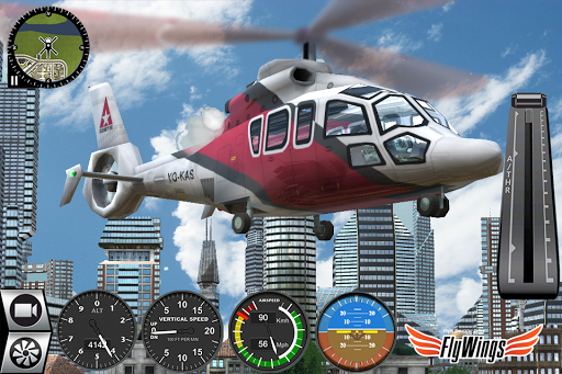 Helicopter Simulator 2016 Free  screenshots 26