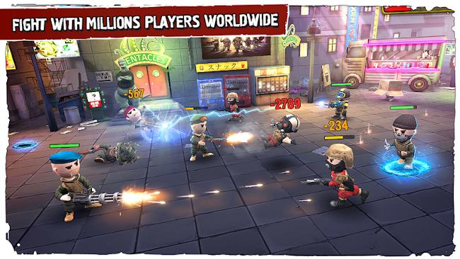 Pocket Troops- screenshot