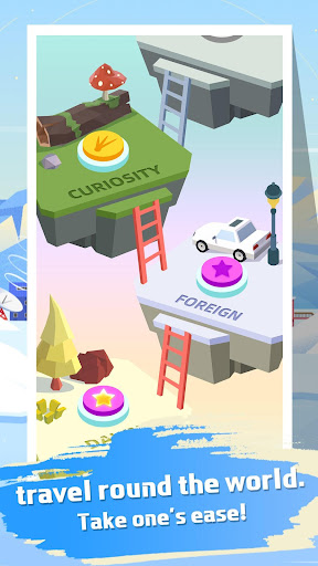 Penguin Travel: Slide! mod apk 1.0 screenshots 1