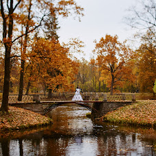 Wedding photographer Pavel Offenberg (RAUB). Photo of 20.10.2015