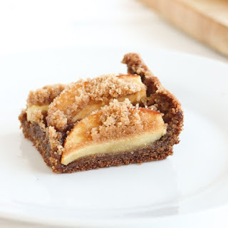 Apple Pie Brown Butter Blondies Recipe
