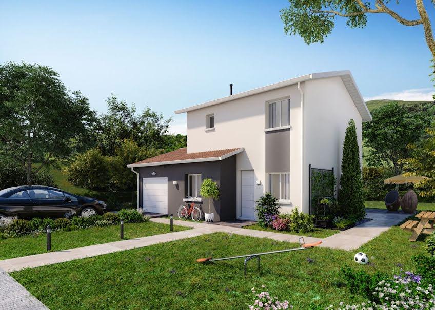 Vente maison 5 pièces 105 m² à Larians-et-Munans (70230), 192 700 €