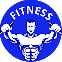 Fitness - Gym & Home Workout icon