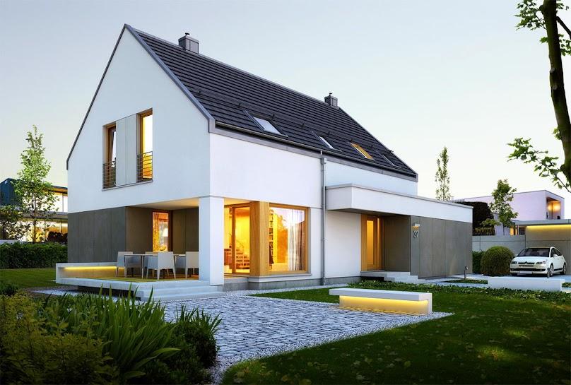 Projekt domu Prosty 1