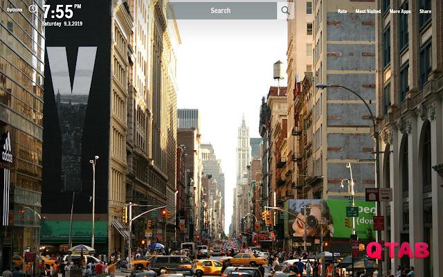 New York New Tab NY Wallpapers