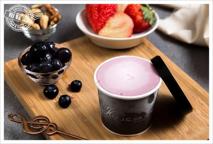 J.C. co kitchen高蛋白冰淇淋莓果口味