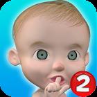 Bebé (mascota virtual) 2 icon