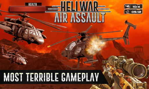 US Army Heli War Air Assault for PC
