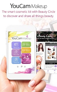 YouCam Makeup -Makeover Studio- screenshot thumbnail