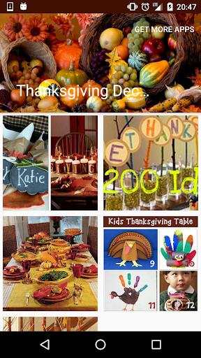 玩免費遊戲APP|下載Easy Thanksgiving Decorating app不用錢|硬是要APP