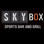 Logo for Skybox Sports Bar and Grill