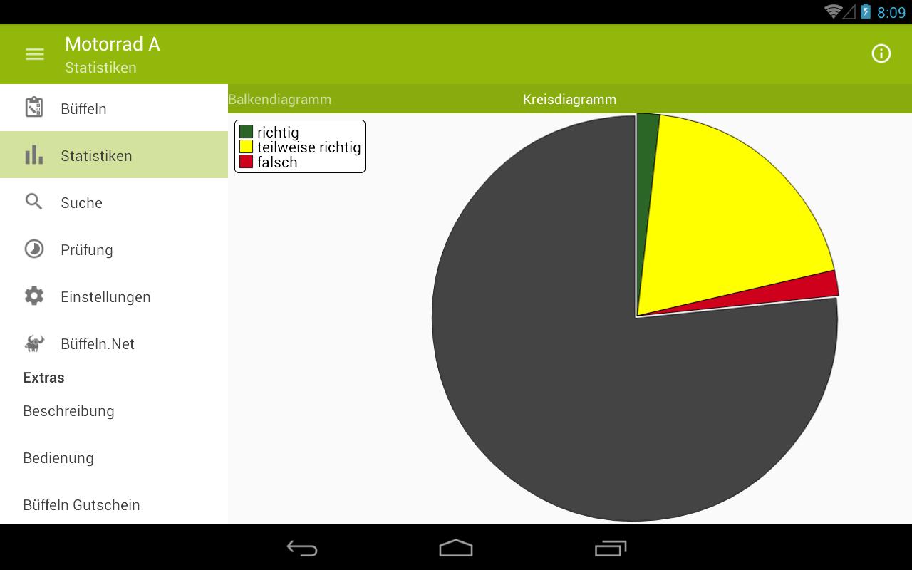 f hrerschein klasse a motorrad android apps on google play. Black Bedroom Furniture Sets. Home Design Ideas