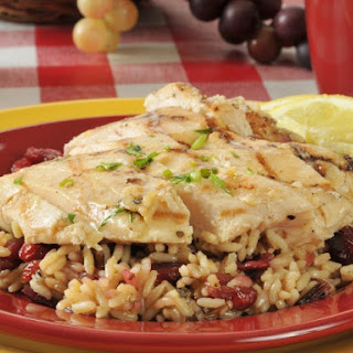 Cranberry Apple Chicken Breasts
