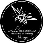 Logo of Wild Blossom Meadery - Blanc De Fleur, Hibiscus, Green Apple, Blueberry, Chocolate Cherry