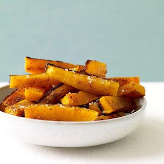Butternut Squash Fries.