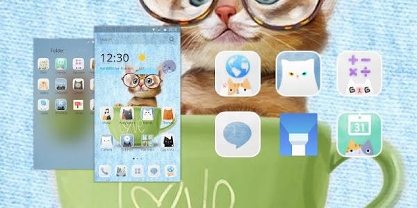 Cute Baby Cat screenshot 3