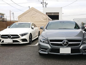 CLSクラス (クーペ)  CLS350のカスタム事例画像 ゆきむらー specialists☆さんの2018年09月13日23:43の投稿
