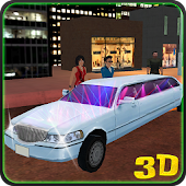 Big City Party Limo Driver 3D