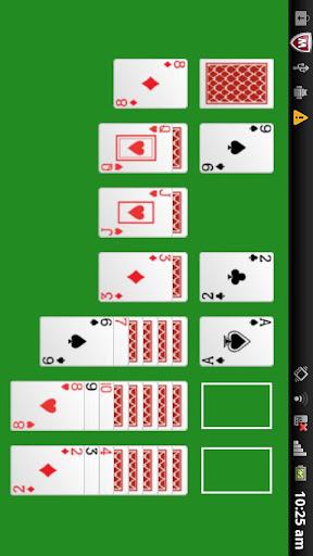 A - Solitaire card game screenshot 2