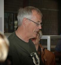 Photo: Tale ved Arne Fogt, formand for Gladsaxe Lokalhistoriske Forening