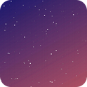 Starfield Live Wallpaper LITE icon