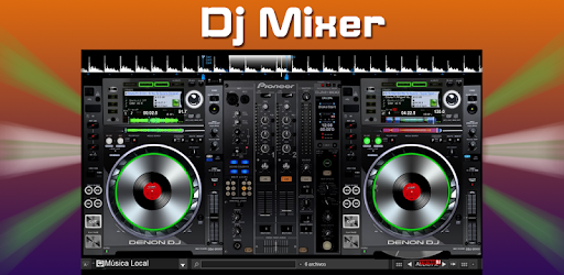 DJ Music Mixer - Multi song Player , Virtual DJ for PC