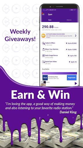 Earn Cash & Money Rewards - CURRENT Music Screen screenshots 5